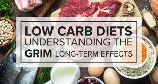 low carbohydrate diets understanding the grim long term effects 310x165 - Low Carbohydrate Diets: Understanding the Grim Long-Term Effects